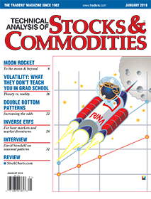 Technical Analysis of STOCKS & COMMODITIES - THE TRADERS\' MAGAZINE ...